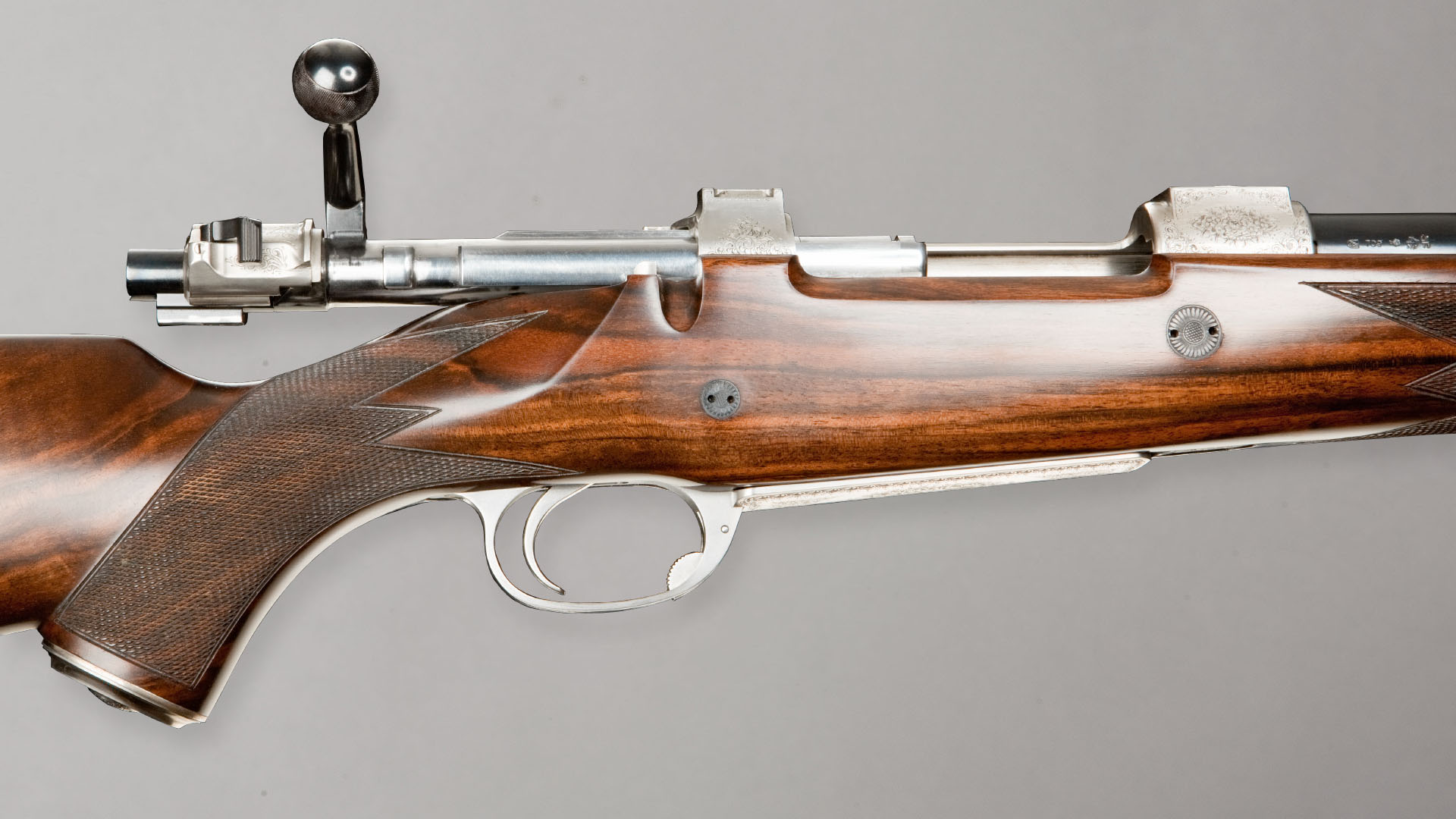 Magazine Bolt Action Rifle | ANDERSON WHEELER LIMITED |